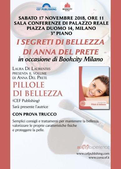 invito Del Prete Bookcity